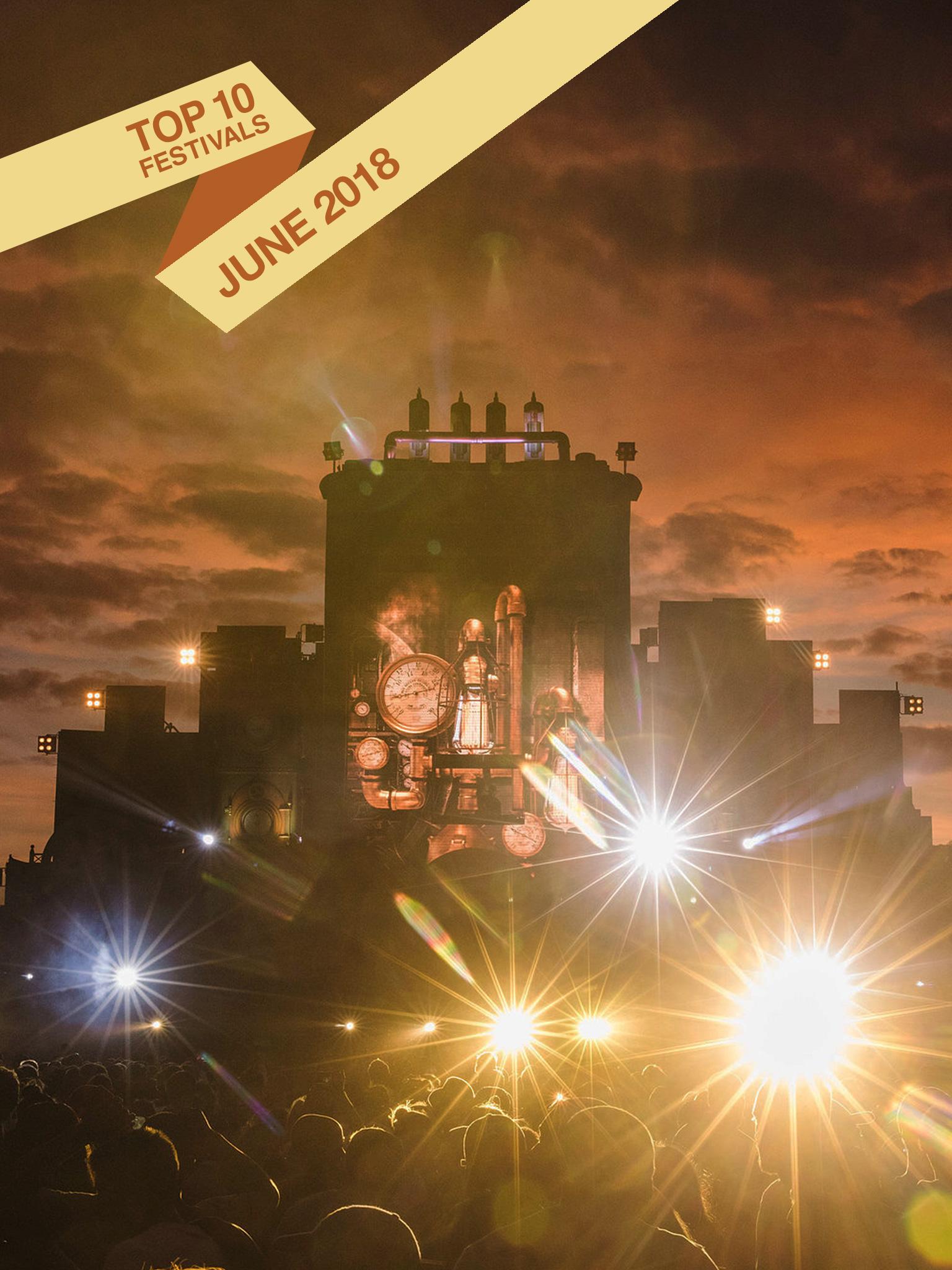 RA: Top 10 July 2018 Festivals