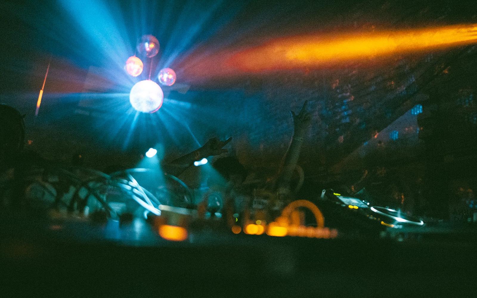 RA: Inside Colombia's world-class techno scene