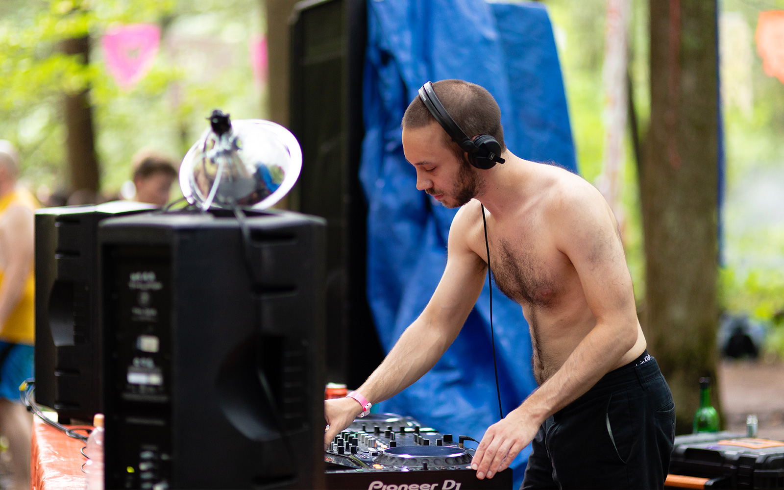 RA: Honcho Campout: A weekend with America's queer techno
