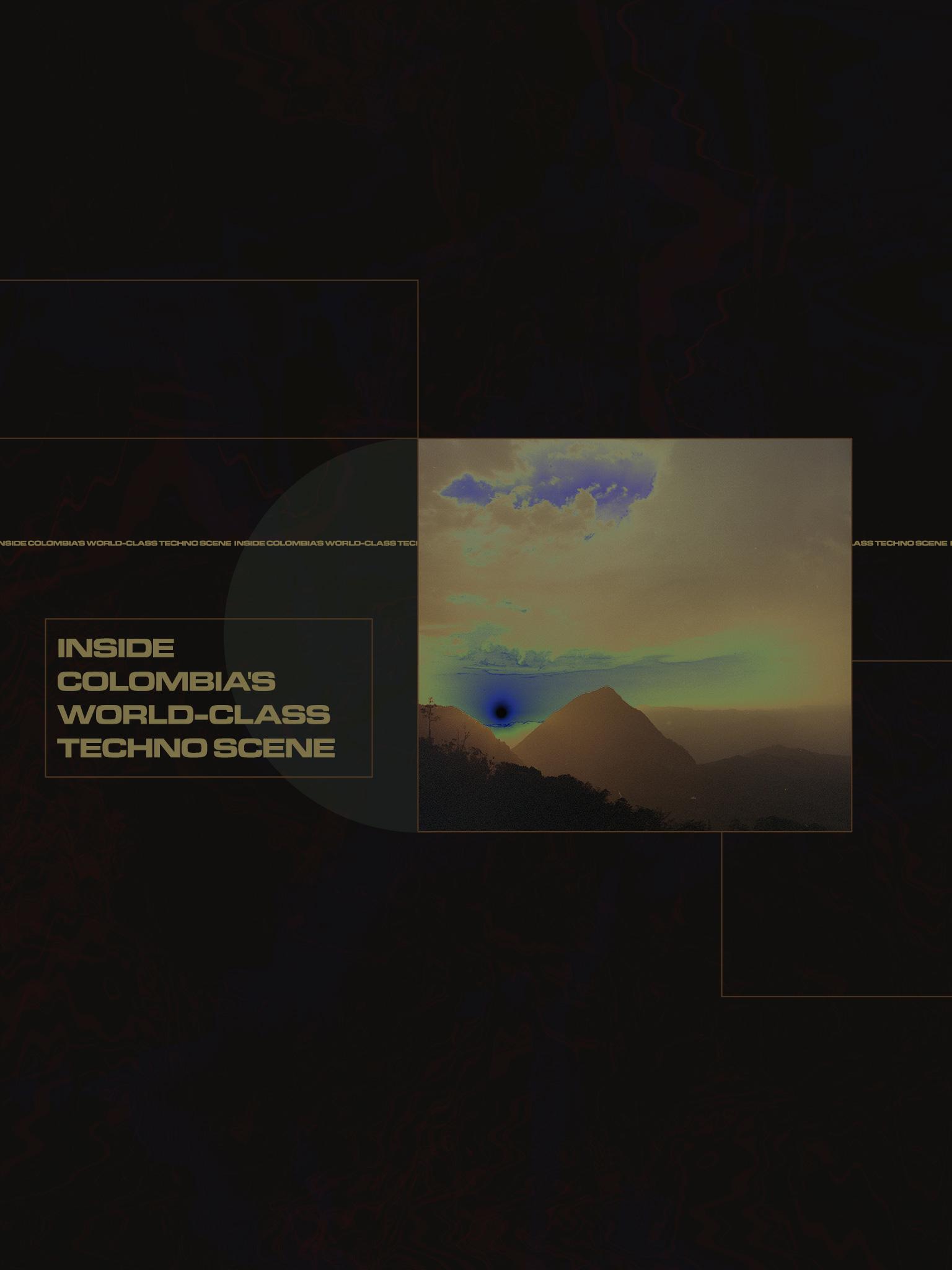 Ra Inside Colombia S World Class Techno Scene