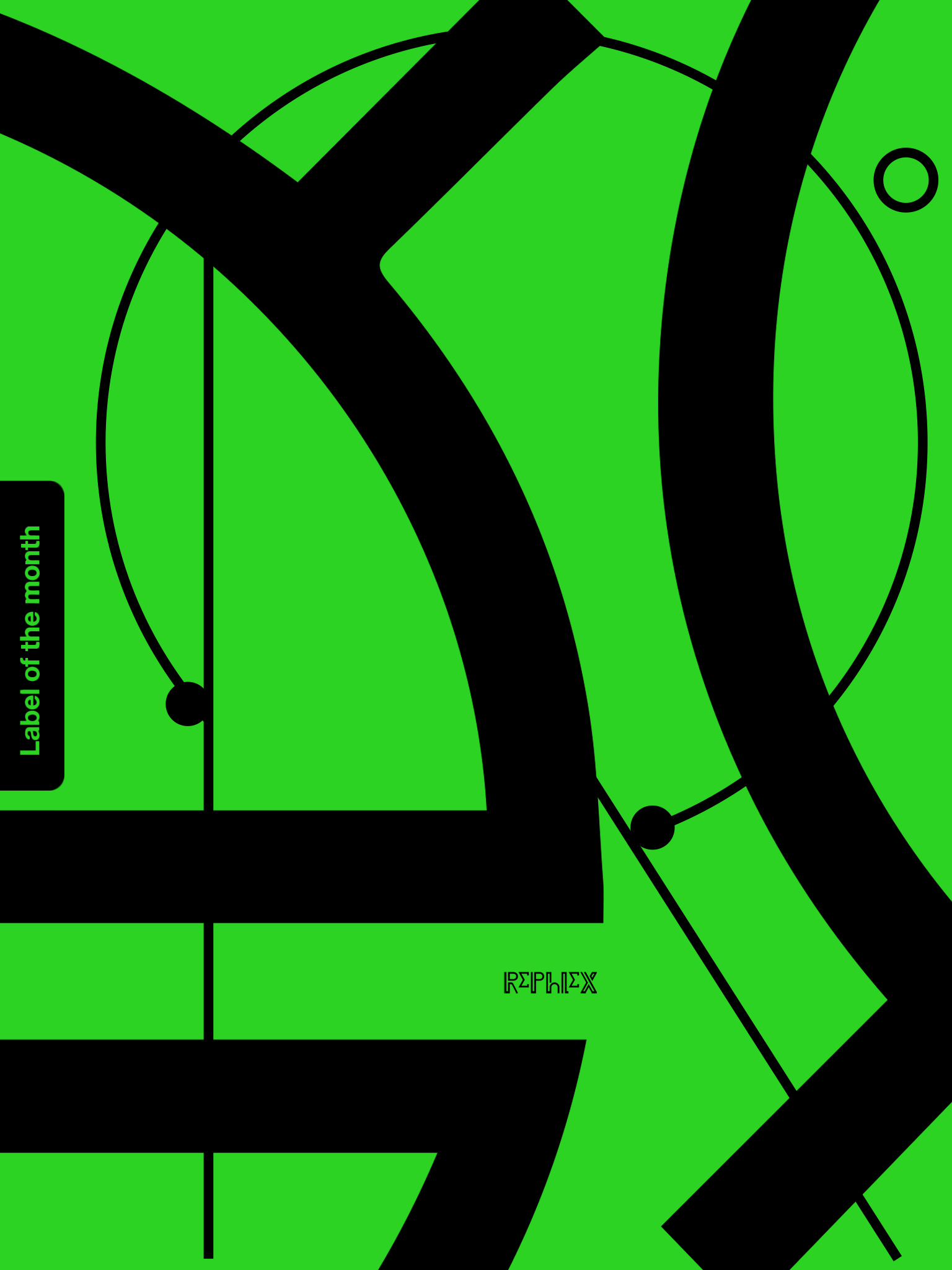 Label of the month: Rephlex