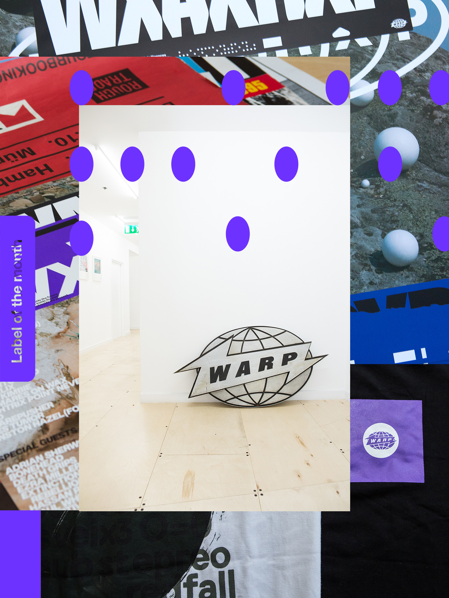 Label Of The Month: Warp Records
