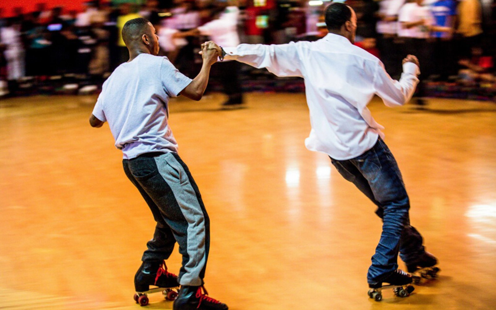 RA: Soul on wheels: How music for the roller rink impacted