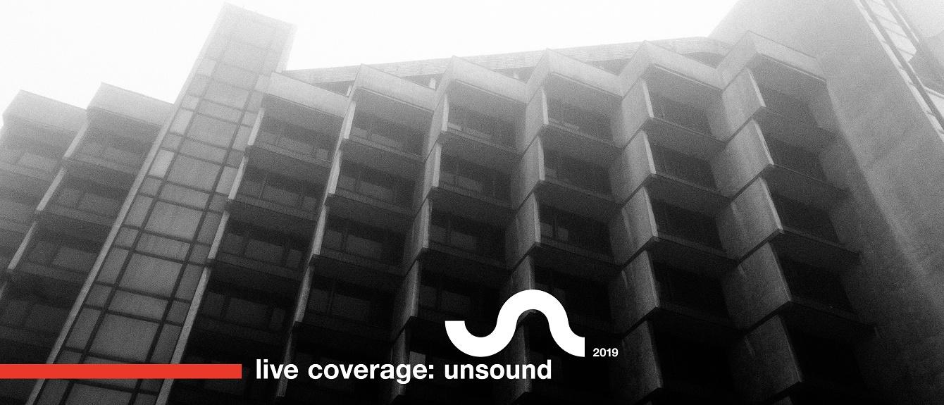 Live coverage: Unsound 2019