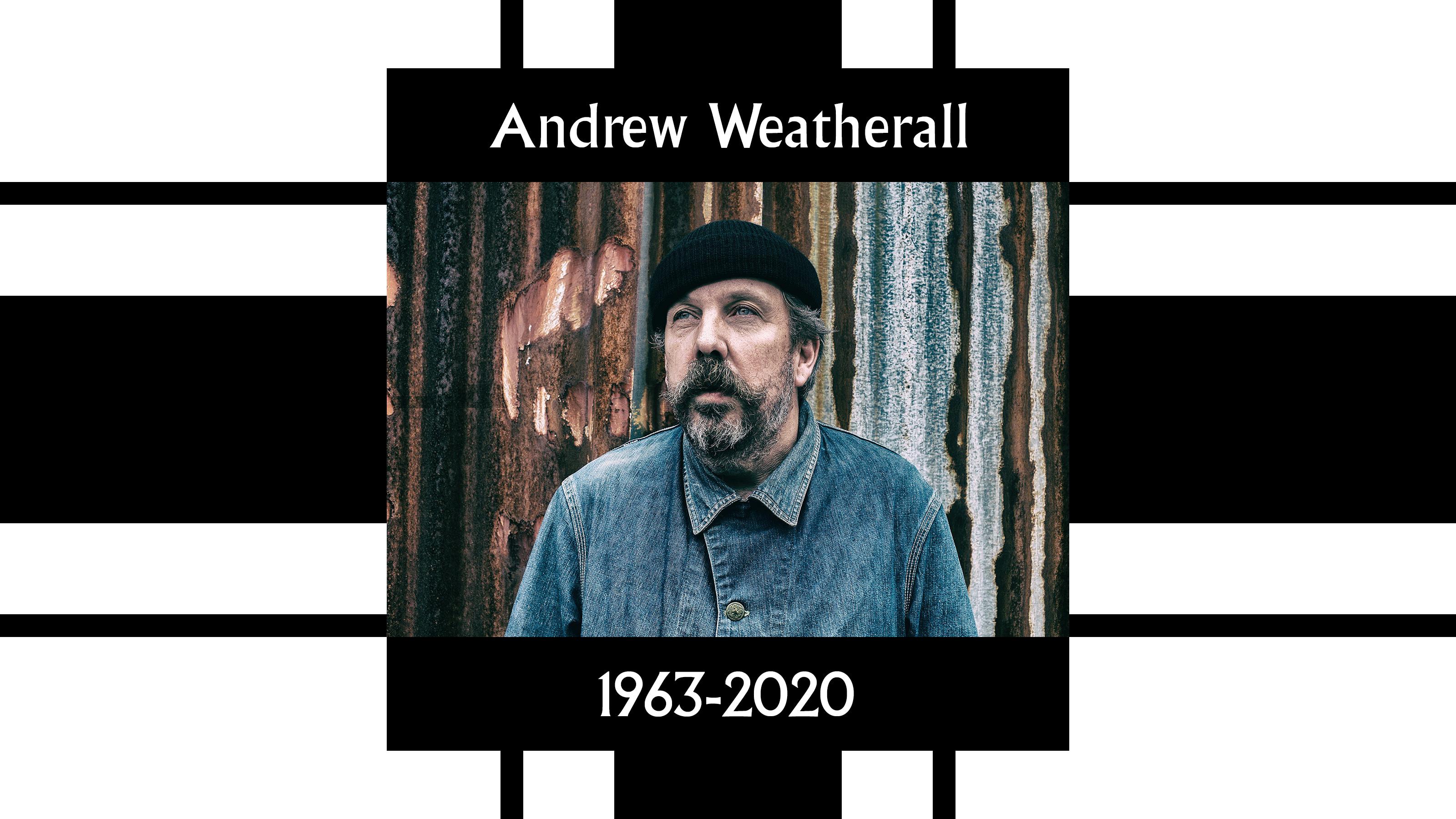 Andrew Weatherallを偲んで