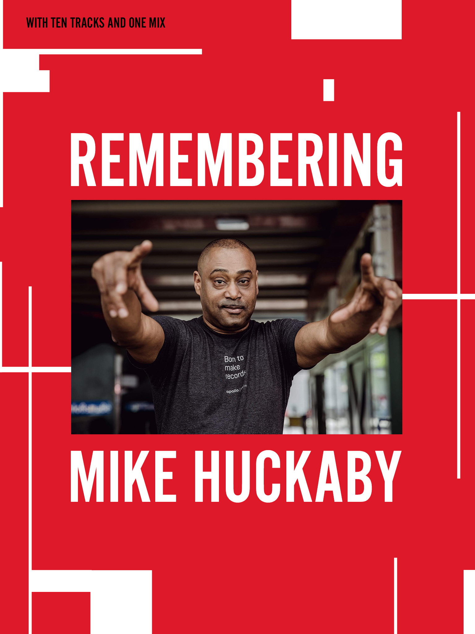 Remembering Mike Huckaby: Ten Tracks And One Mix