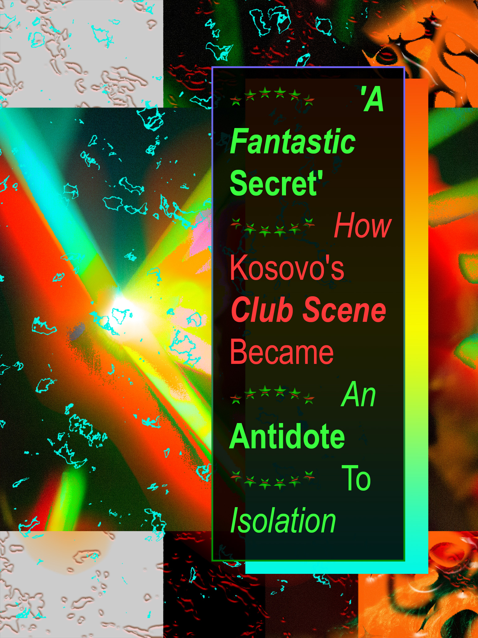 'A Fantastic Secret': How Kosovo's Club Scene Became An Antidote To Isolation