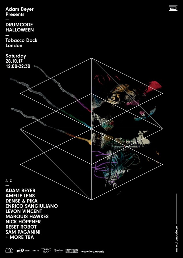 RA: Drumcode announces first names for Halloween 2017 party in ...