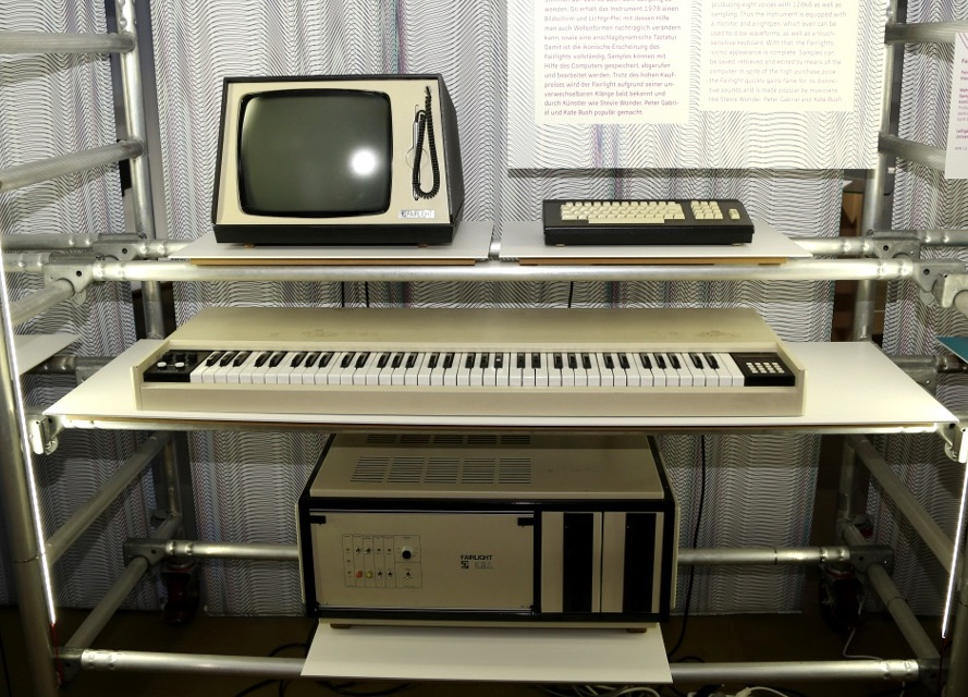 RA: New Berlin exhibition surveys 100 years of electronic