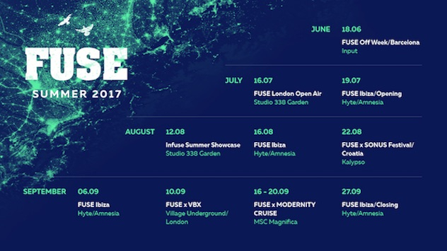 RA: Fuse London announce summer shows at Studio 338 - Feed