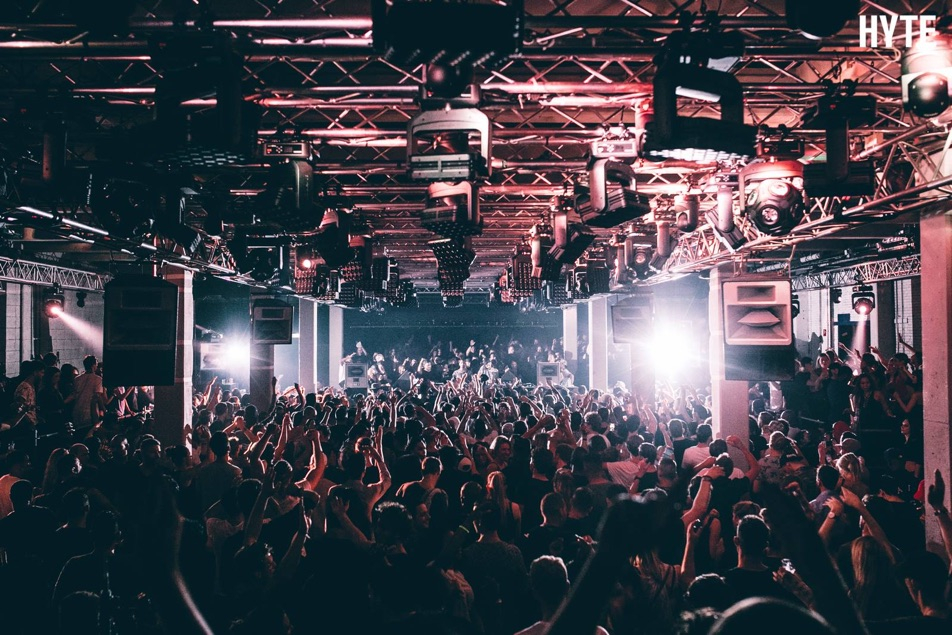 amsterdam party events
