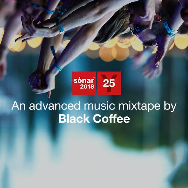 RA: Black Coffee shares mixtape ahead of Sónar festival - Feed
