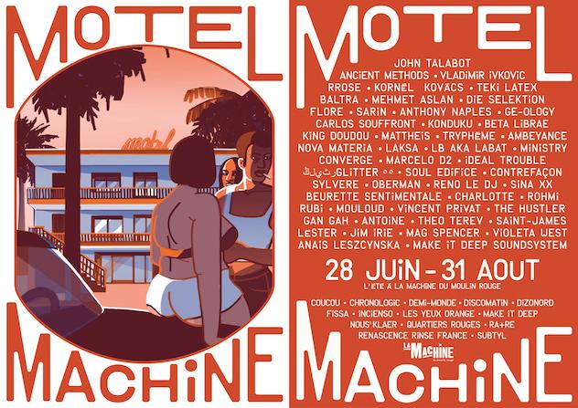RA: Paris club La Machine Du Moulin Rouge announces summer season - Feed