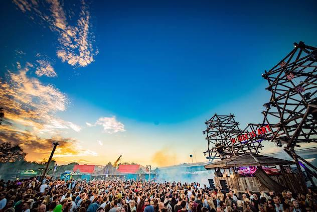 Groningen's Paradigm Festival reveals 2019 lineup