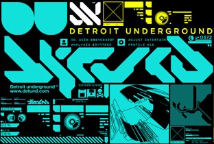 Tracks on Detroit Underground