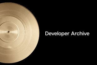 Developer Archive