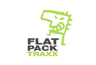 Tracks on Flatpack Traxx