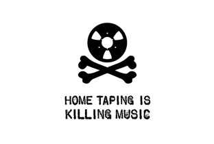 Tracks on Home Taping Is Killing Music