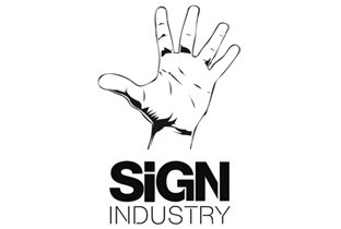 Tracks on Sign Industry