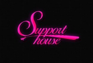 Tracks on Support House Records