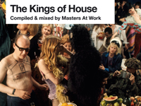 Masters At Work, the undisputed Kings Of House