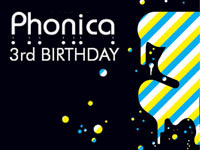 Phonica throws a birthday party