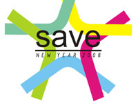 Save New Year 2008