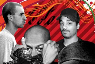 Theo Parrish, Omar-S and Robert Owens tour Germany