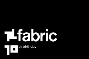 Fabric celebrate their 10th birthday