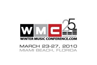 Miami's WMC 2010 dates announced