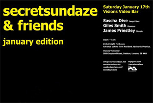 secretsundaze take a Dive