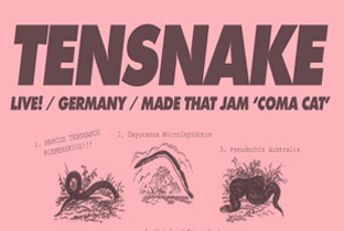 Tensnake locks in Australian club dates