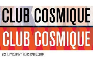 Club Cosmique bring DFA to Bristol