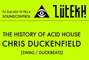 Ra news chris duckenfield 39 s acid house history for Acid house history