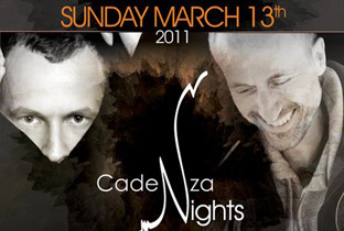 Robert Dietz does Cadenza Nights in Miami