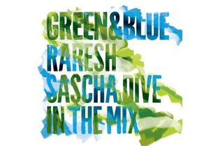 Raresh and Sascha Dive mix Green & Blue