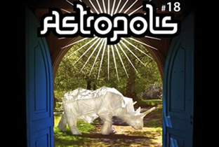 Modeselektor billed for Astropolis 2012