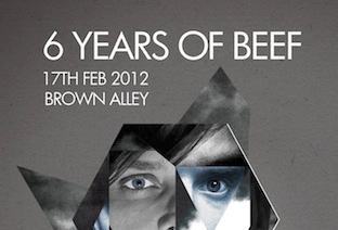 Beef Records celebrate their 6th birthday
