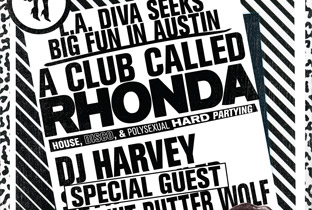 A Club Called Rhonda brings DJ Harvey to SXSW