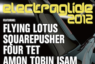Flying Lotus headlines Electraglide