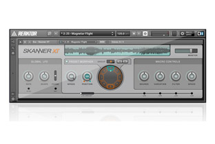 Native Instruments launch Skanner XT