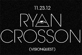 Ryan Crosson plays Toronto