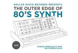 Roller Disco Records explores The Outer Edge of 80's Synth
