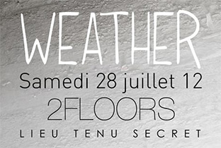 Onur Özer and Mark Broom headline Weather in Paris