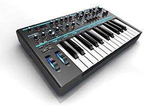 Novation brings back Bass Station
