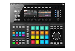 RA News: Native Instruments unveil Maschine Studio