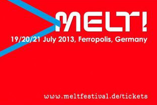 The Knife billed for Melt! 2013