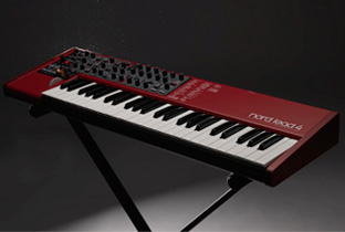 Nord unveils Lead 4 and Drum 2