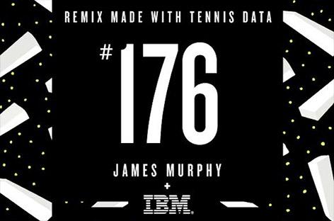 James Murphy reveals album of Remixes Made With Tennis Data