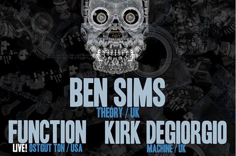 Kirk Degiorgio - Isomer Shift